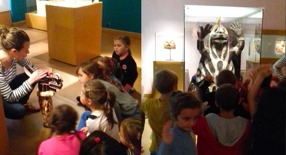 Sortie au musée