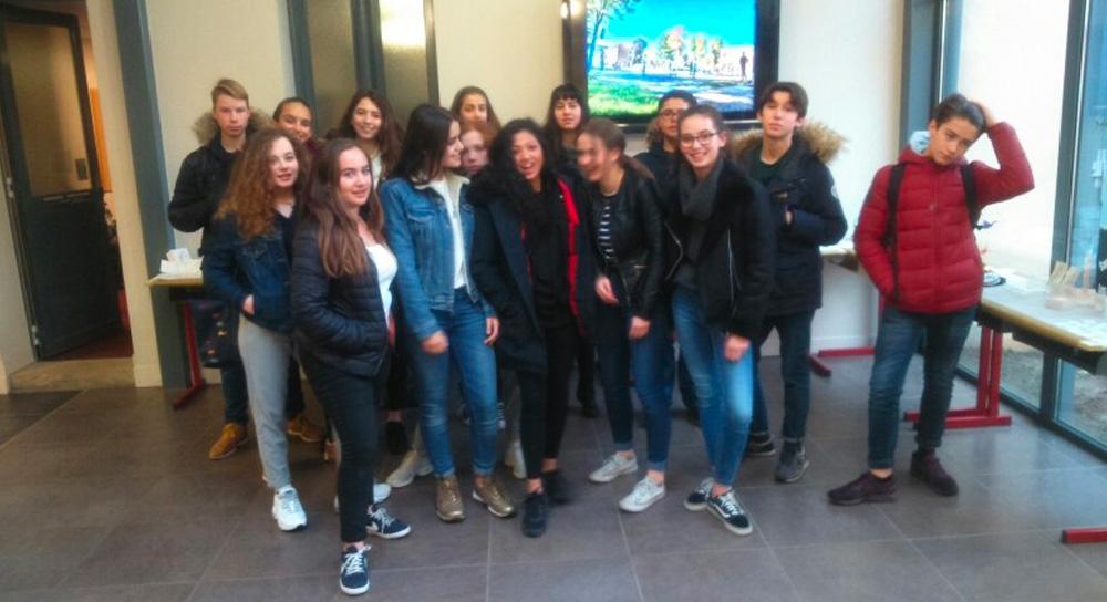 Workshop de liaison 3e/2de