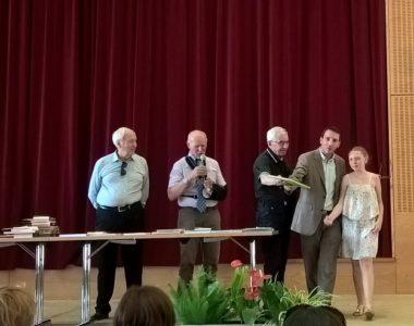 Des élèves récompensés par le Rotary Vichy