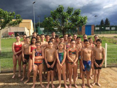 Scolarité et natation au lycée