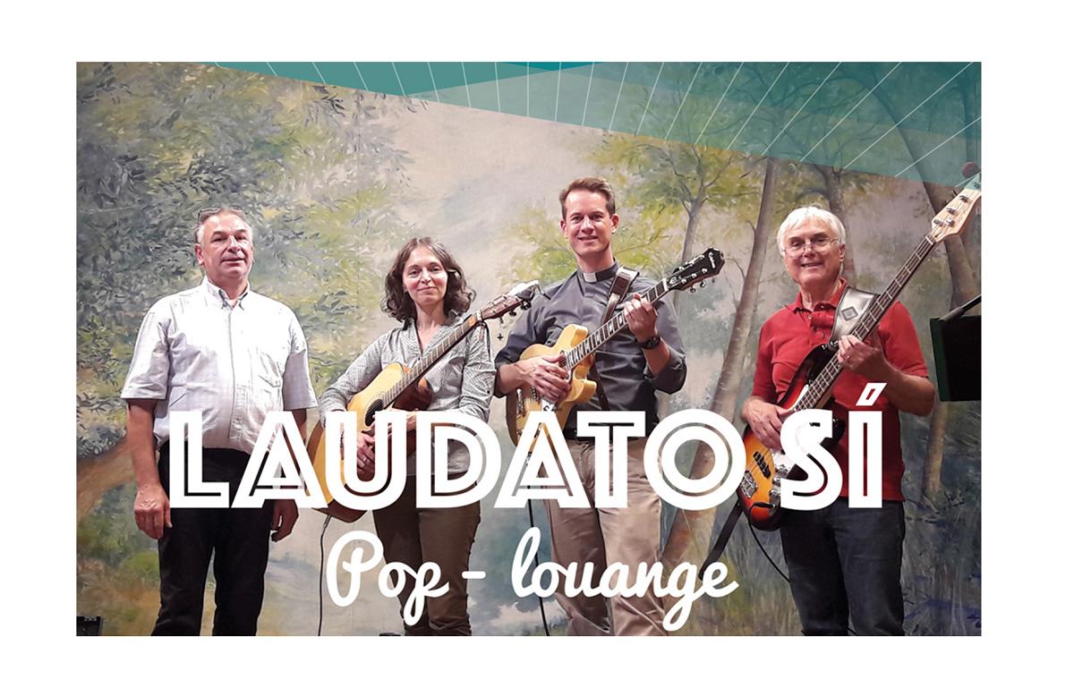 Concert de Laudato Si à Montmarault, le 11 novembre