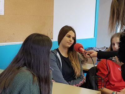 Les collégiens de Gannat à l'heure du numérique