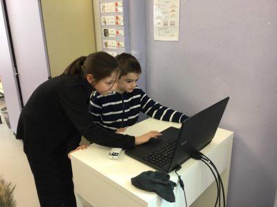 A la découverte d'Internet pour les écoliers de Vichy