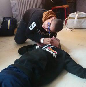 Initiation aux gestes de premier secours à Gannat