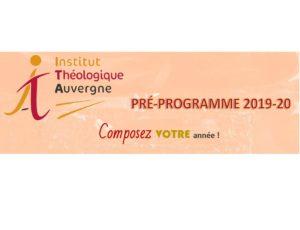 Tentez l'expérience ITA – Pré-programme 2019-2020