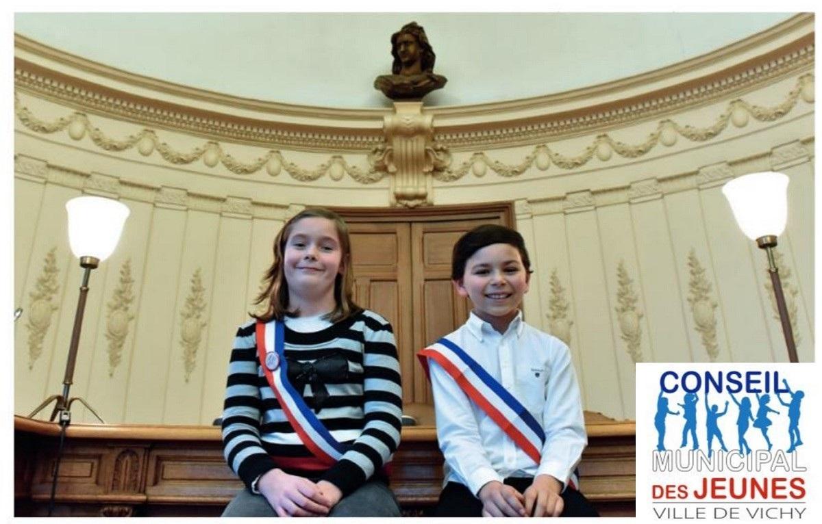 Des élèves de Jeanne d'Arc au Conseil Municipal des Jeunes de Vichy