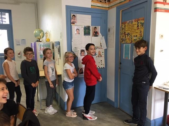Élection des délégués à l'école Jeanne d'Arc de Vichy
