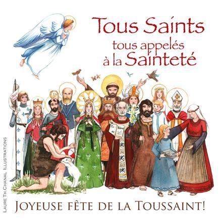 1er Novembre, fête de la Toussaint !