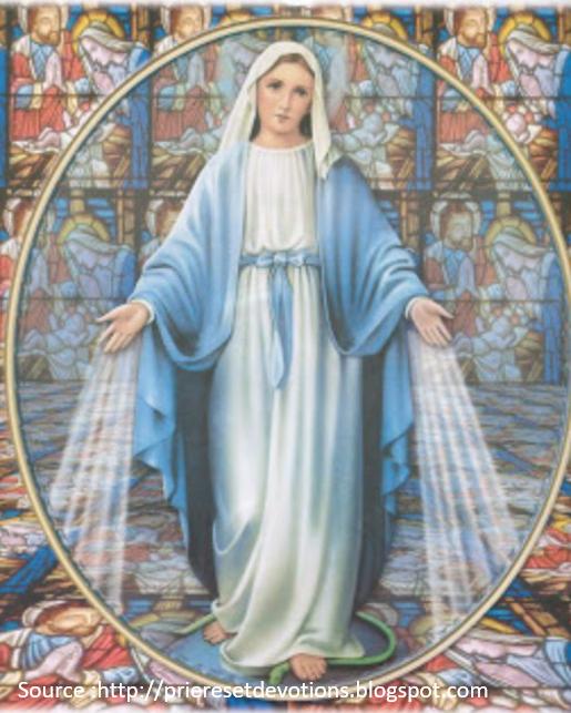 8 décembre Fête de l'Immaculée Conception