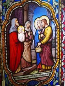 2 février – Présentation de Jésus au Temple