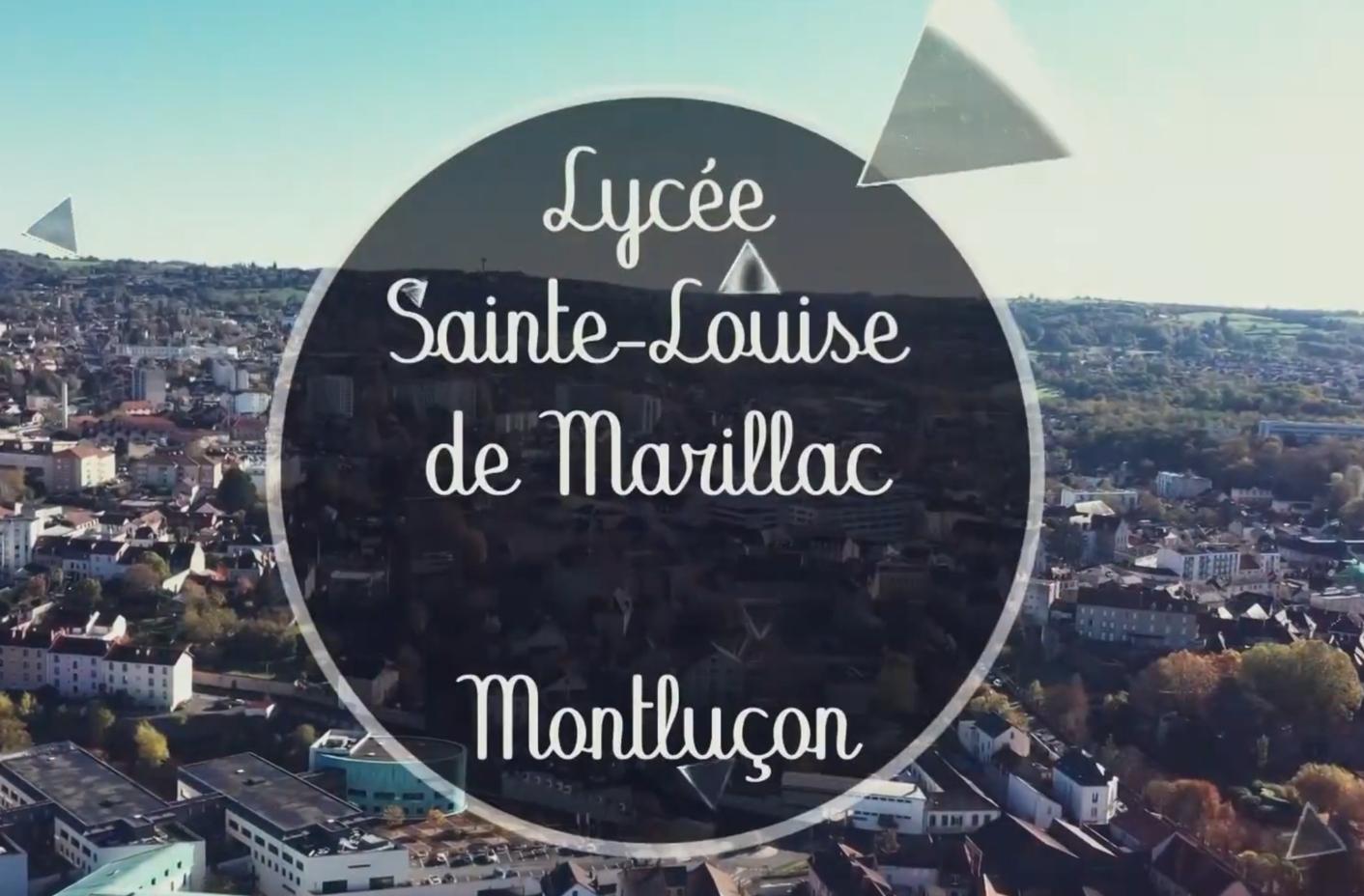 Découvrez le lycée hôtelier Sainte-Louise-de-Marillac à  Montluçon